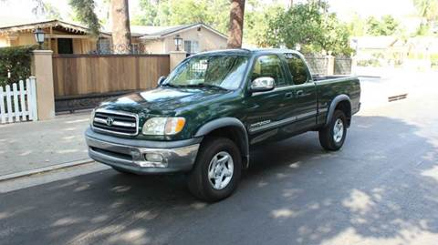2002 Toyota Tundra for sale at I C Used Cars in Van Nuys CA