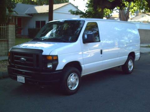 2014 Ford E-Series Cargo for sale at I C Used Cars in Van Nuys CA