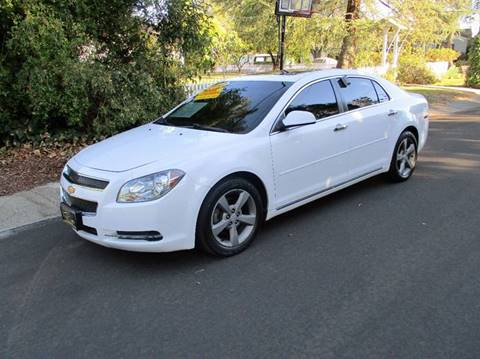 2012 Chevrolet Malibu for sale at I C Used Cars in Van Nuys CA