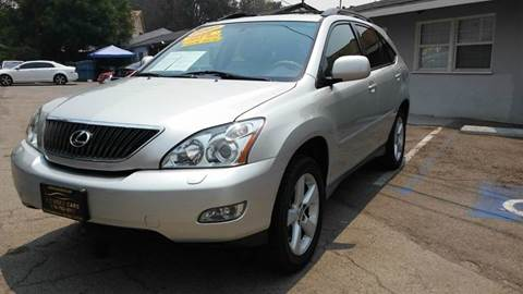 2007 Lexus RX 350 for sale at I C Used Cars in Van Nuys CA