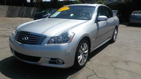 2009 Infiniti M35 for sale at I C Used Cars in Van Nuys CA