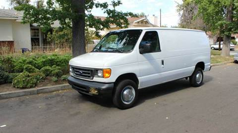 2006 Ford E-Series Cargo for sale at I C Used Cars in Van Nuys CA
