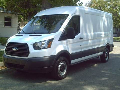 2015 Ford Transit Cargo for sale at I C Used Cars in Van Nuys CA