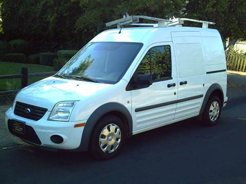 2012 Ford Transit Connect for sale at I C Used Cars in Van Nuys CA