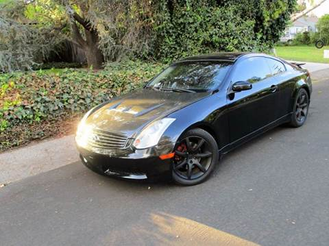 2005 Infiniti G35 for sale at I C Used Cars in Van Nuys CA