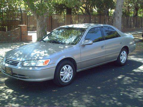 2001 Toyota Camry for sale at I C Used Cars in Van Nuys CA