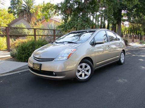2009 Toyota Prius for sale at I C Used Cars in Van Nuys CA