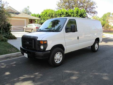 2010 Ford E-Series Cargo for sale at I C Used Cars in Van Nuys CA