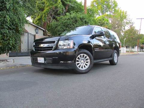 2008 Chevrolet Tahoe for sale at I C Used Cars in Van Nuys CA