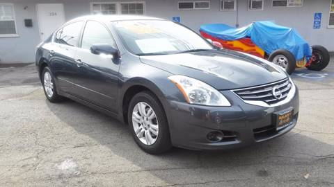 2011 Nissan Altima for sale at I C Used Cars in Van Nuys CA