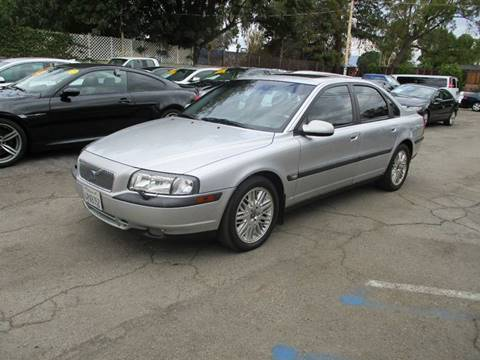 2001 Volvo S80 for sale at I C Used Cars in Van Nuys CA