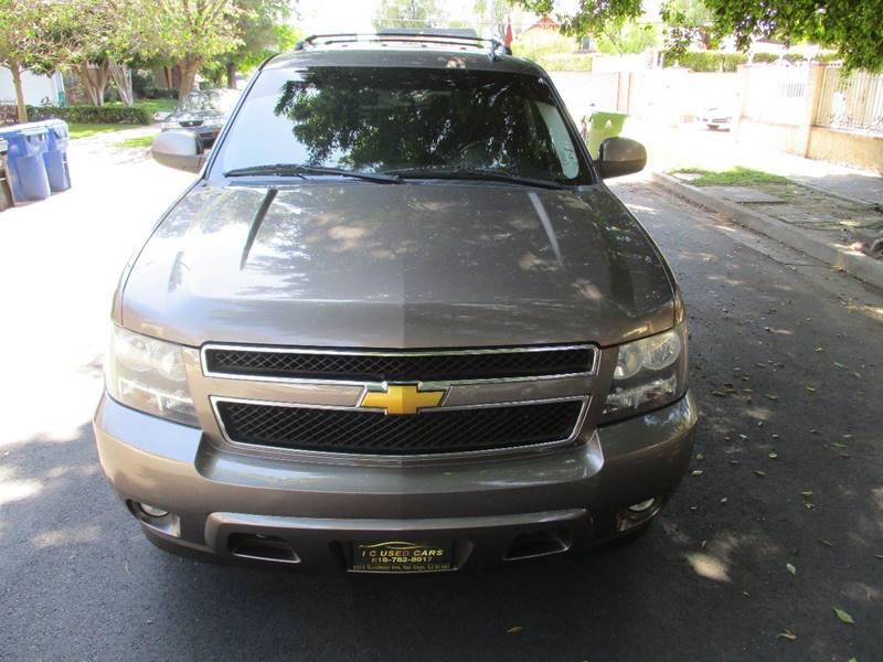 2012 Chevrolet Tahoe 4x4 LT 4dr SUV - Van Nuys CA
