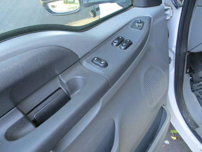 2003 Ford F-450 Super Duty  - Van Nuys CA