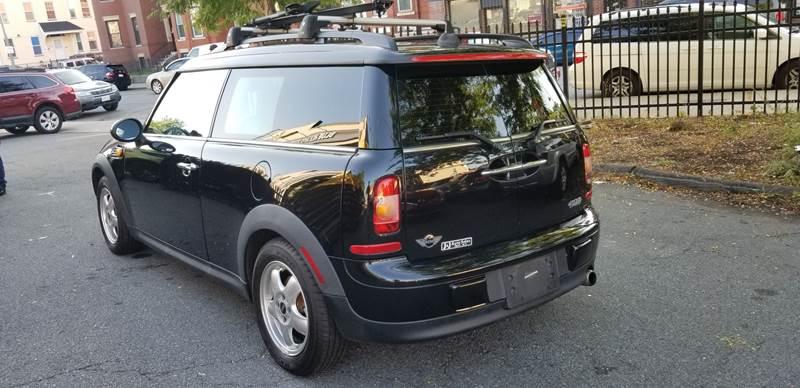 2010 Mini Cooper Clubman 3dr Wagon In Roxbury Ma Motor City