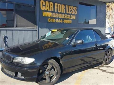 2005 BMW 3 Series for sale in La Mesa, CA