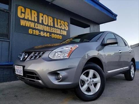 2013 Nissan Rogue for sale in La Mesa, CA