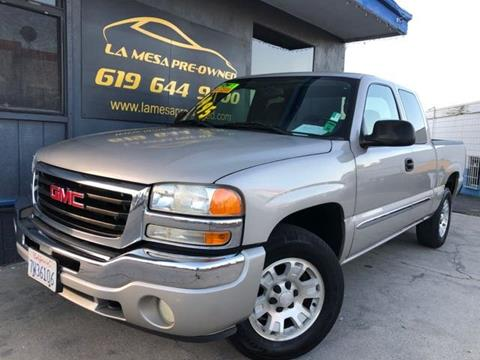 2006 GMC Sierra 1500 for sale in La Mesa, CA