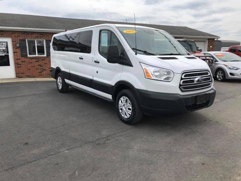 2015 Ford Transit Passenger for sale in Richmond, IN