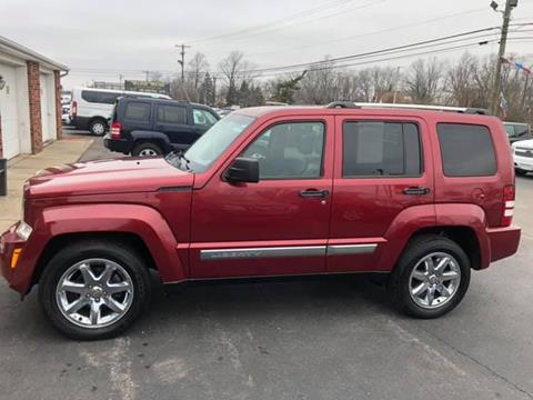 2011 Jeep Liberty for sale in Richmond, IN