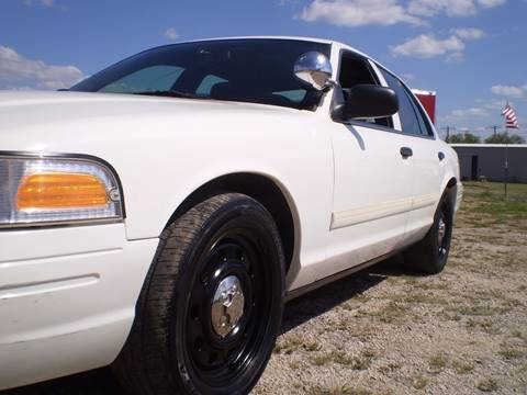2009 Ford Crown Victoria for sale in Lampasas, TX
