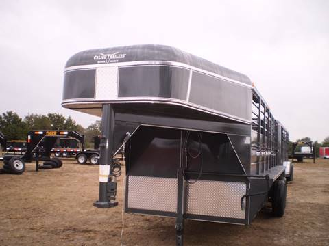 2018 Calico - COWBOY CATCH TRAILER for sale in Lampasas, TX
