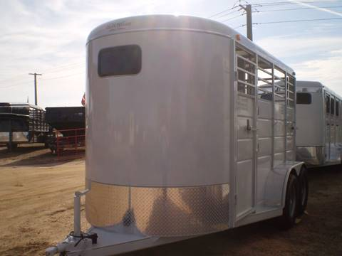 2018 Calico HORSE TRAILER -  for sale in Lampasas, TX