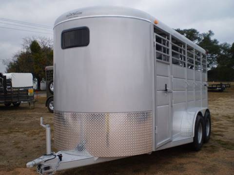 2018 Calico 3 HORSE SLANT TRAILER - for sale in Lampasas, TX