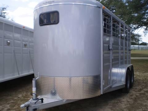 2018 Calico 3 HORSE SLANT TRAILER - for sale in Lampasas, TX