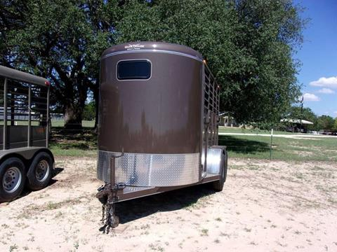 2019 Calico 2 HORSE SLANT TRAILER -  for sale in Lampasas, TX