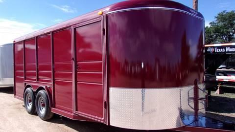 2019 Calico CARGO TRAILER - for sale in Lampasas, TX