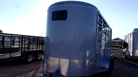 2019 Calico 3 HORSE SLANT TRAILER - for sale in Lampasas, TX