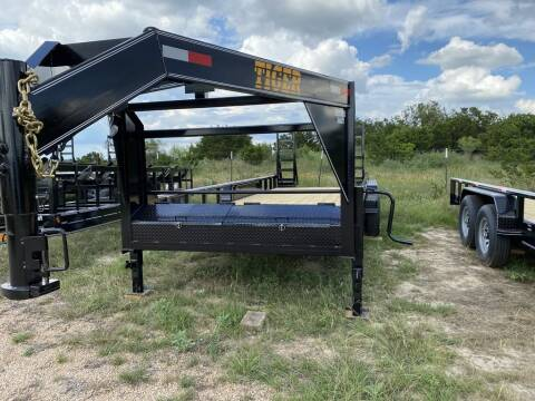 "2020 TIGER LOW BOY 83""X20' - PIPE TO for sale at LJD Sales in Lampasas TX"
