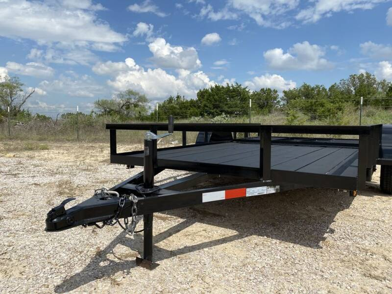 2020 P & C  - UTILITY  72 X 12'- GATE for sale at LJD Sales in Lampasas TX