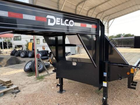 2021 DELCO  - Deckover T. Dually - 30' -  for sale at LJD Sales in Lampasas TX