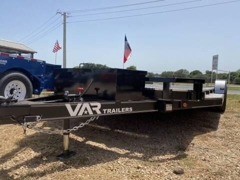 2021 VAR  - Car Hauler Deluxe -Mags - 7 for sale at LJD Sales in Lampasas TX