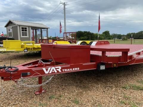 2021 VAR Car Hauler Deluxe 22 ft - 5200 for sale at LJD Sales in Lampasas TX