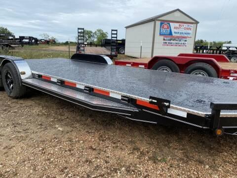 2021 VAR Car Hauler Deluxe - 5200LB Axl for sale at LJD Sales in Lampasas TX