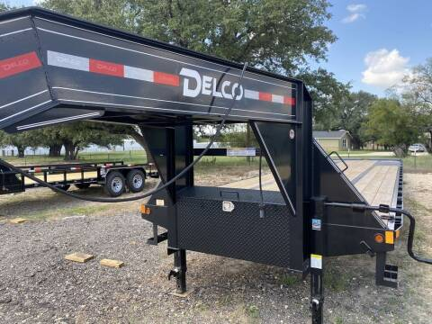"""2021 DELCO - Deckover 102""""X40' - Mam for sale at LJD Sales in Lampasas TX"""