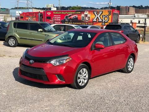 Used Cars Birmingham Al >> 2015 Toyota Corolla For Sale In Birmingham Al