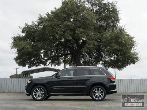 2016 Jeep Grand Cherokee for sale in San Antonio, TX