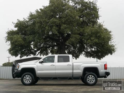 2015 GMC Sierra 2500HD for sale in San Antonio, TX