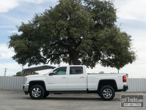 2016 GMC Sierra 2500HD for sale in San Antonio, TX