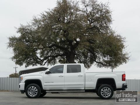 2015 GMC Sierra 2500HD for sale in San Antonio, TX