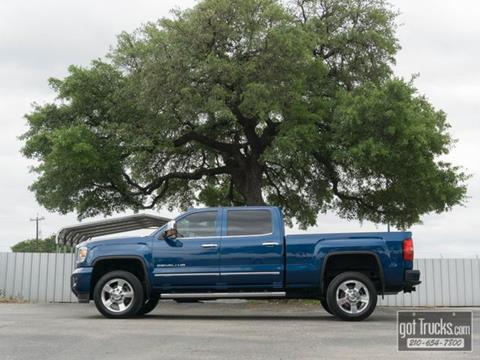 2016 GMC Sierra 2500HD for sale in San Antonio, TX
