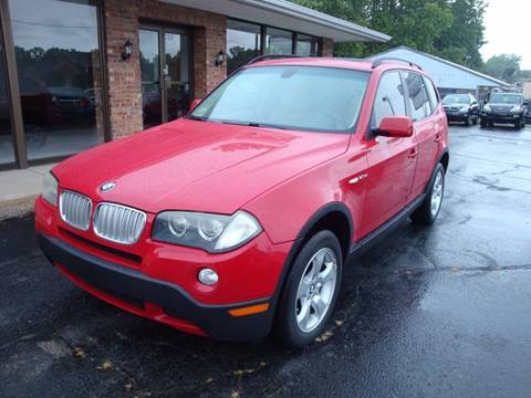 2008 BMW X3 for sale in Greenwood, IN