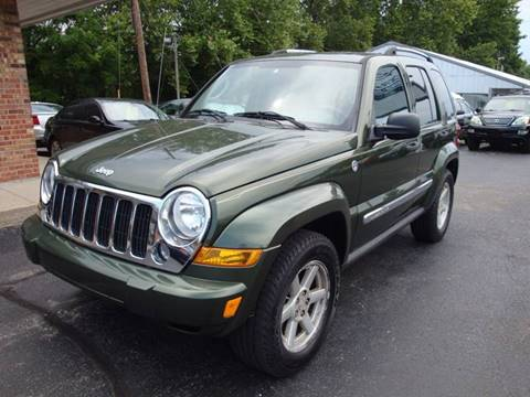 2007 Jeep Liberty for sale in Greenwood, IN