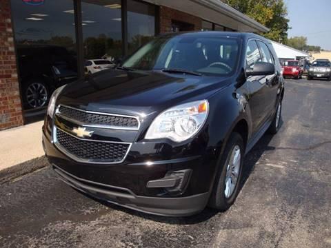 2013 Chevrolet Equinox for sale in Greenwood, IN