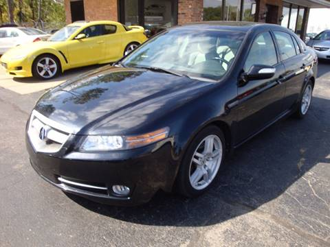 2007 Acura TL for sale in Greenwood, IN