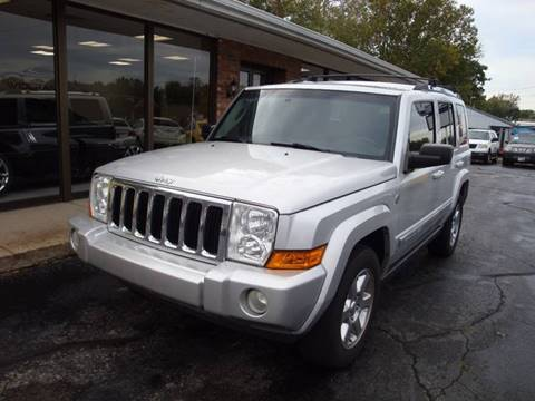 2008 Jeep Commander for sale in Greenwood, IN