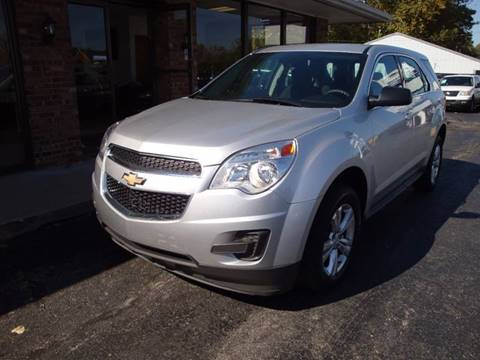 2012 Chevrolet Equinox for sale in Greenwood, IN
